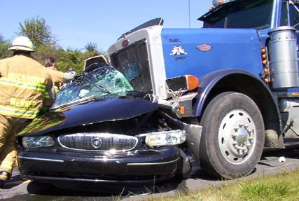 Truck accident injury
